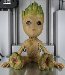 Baby Groot by MSxAnimations
