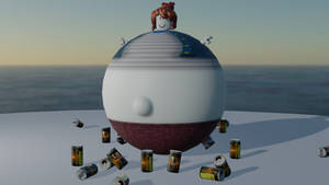 Too Much Bloxy Cola
