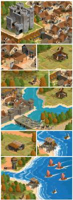 Age of Empires 2 Fan-Art