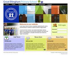 School Website by pottmash