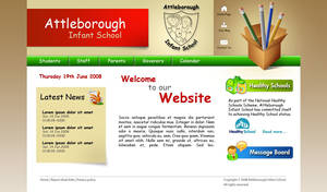 Another school website by pottmash