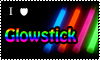 i luv glowstick by Imalou