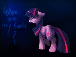 where are my friends by Imalou