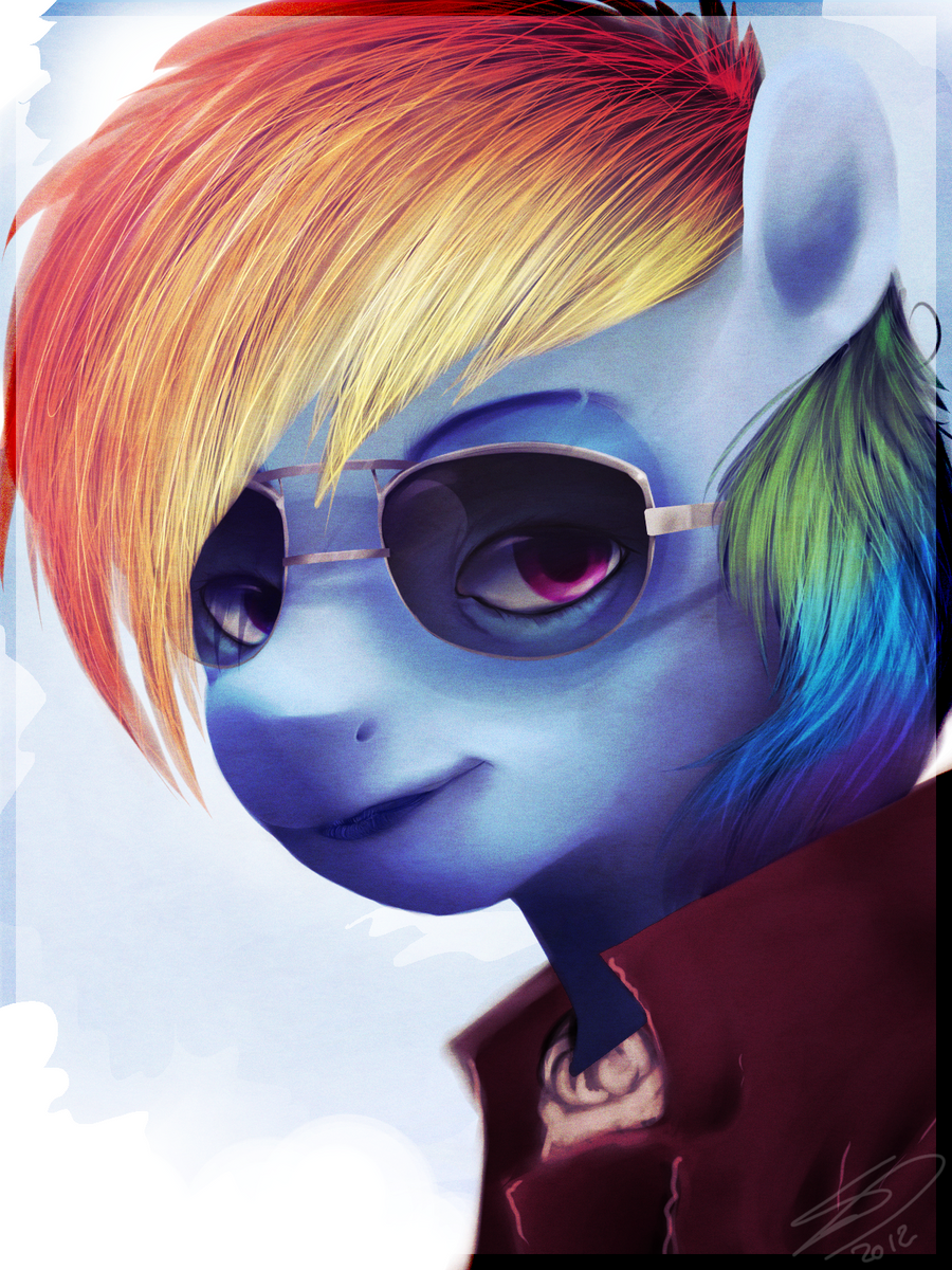 Deal with it by Imalou