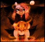 Pinkamena's halloween