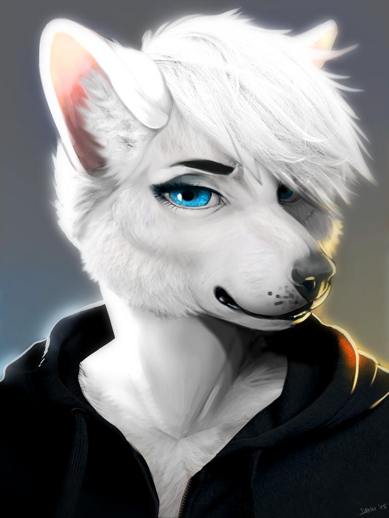 Portrait by Imalou