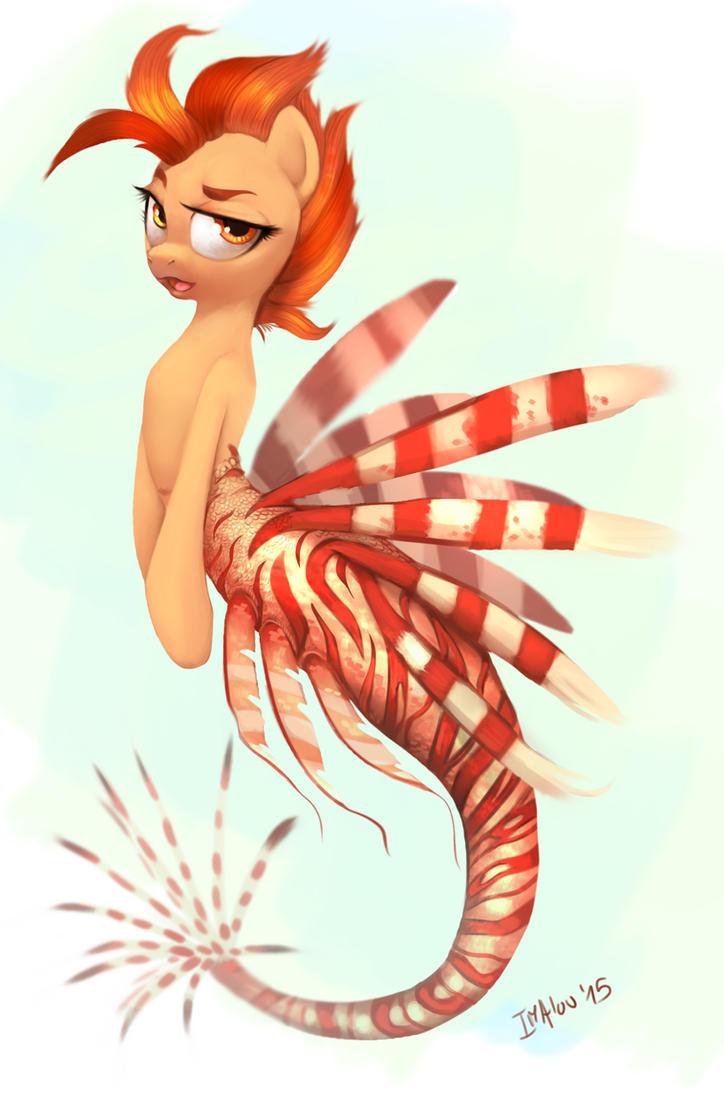Lionfish by Imalou