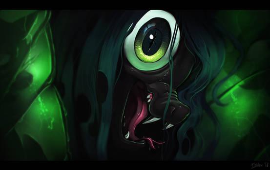 Nightmare Night Queen