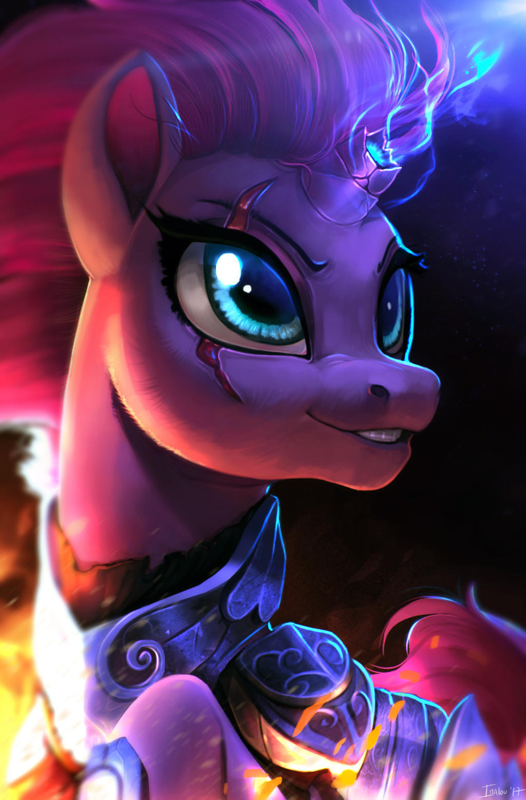 The Edgelord by Imalou