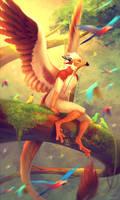 Eva the vulture