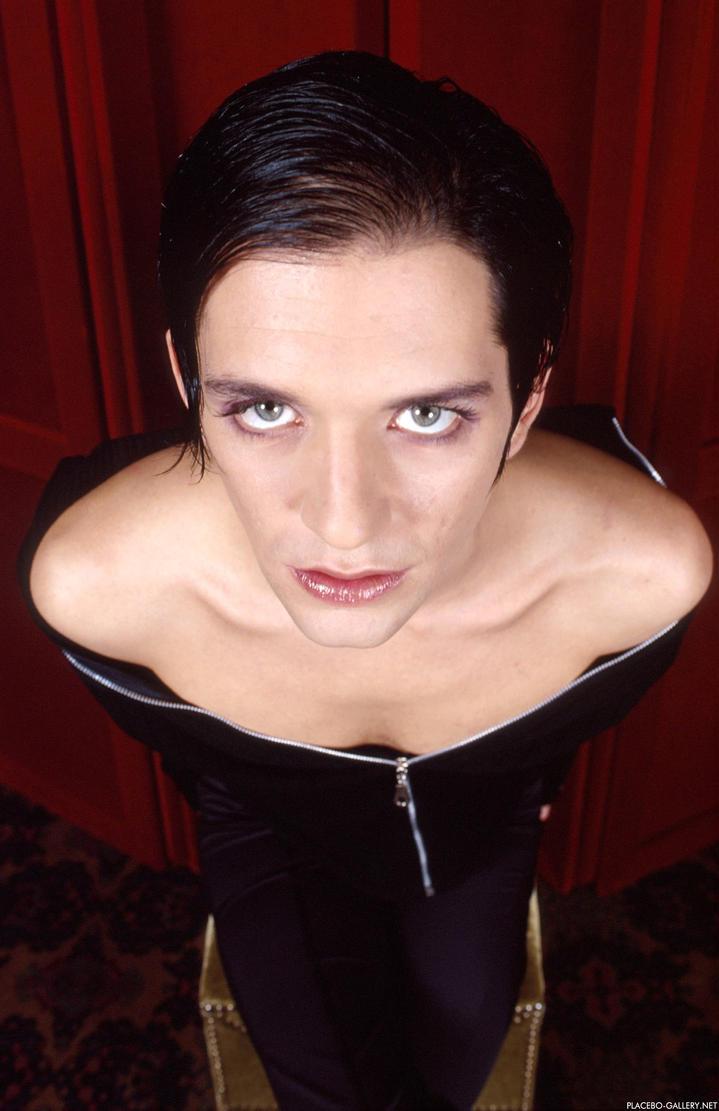 Brian Molko 2013 Placebo Brian Molko 41 by