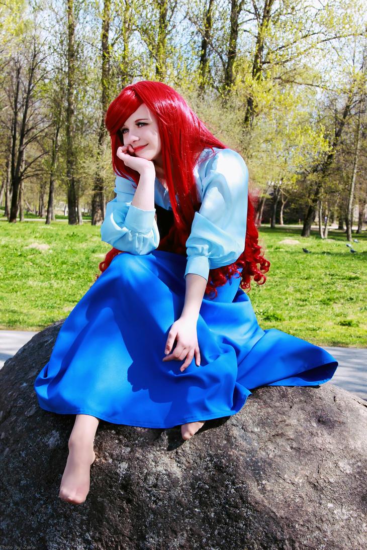 The Little Mermaid Ariel by Zaira555 on DeviantArt