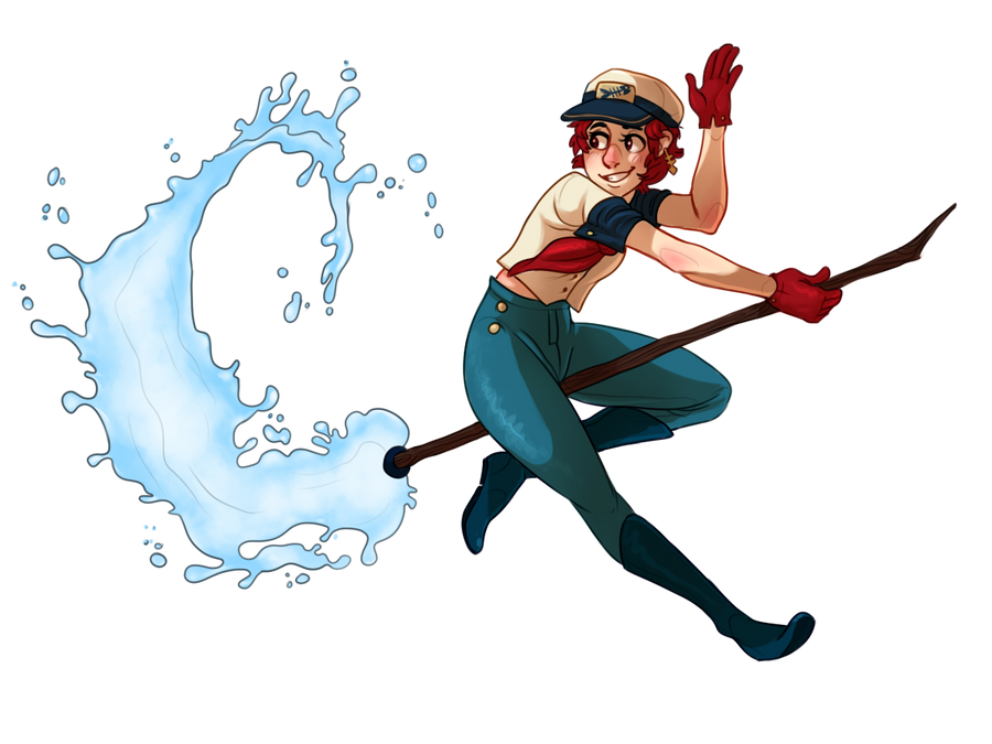 Art Trade- The Swedish Fish Witch by Spazzan ...  sc 1 st  Spazzan - DeviantArt & Art Trade- The Swedish Fish Witch by Spazzan on DeviantArt
