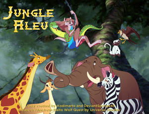 Jungle Aleu Cover by Nippy13