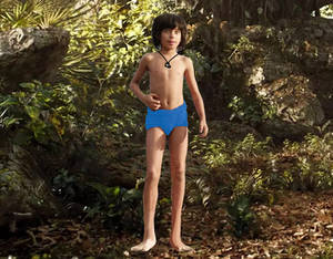 Live-Action Jungle Book Me