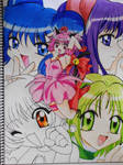 Tokyo Mew Mew Almost Finished XD
