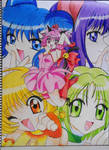 Tokyo Mew Mew FINISHED 200th Devianation :D