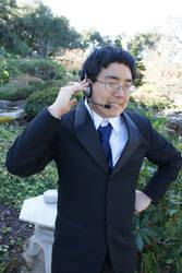 Kiyoteru Hiyama cosplay