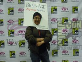 Brain Age Express: Sudoku