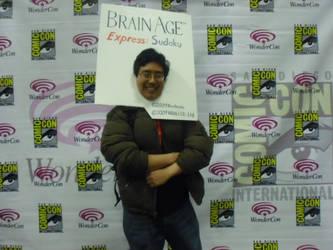 Brain Age Express: Sudoku by onicoursemusha