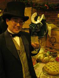 Victorian Gentleman by onicoursemusha