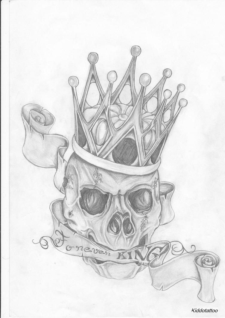 forever king by Kiddotattoo on DeviantArt