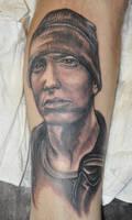 Eminem tattoo