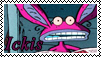 Stamp Ickis by LUIAR