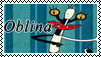 Oblina Stamp by LUIAR