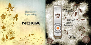 Nokia L'Amour Greeting Card