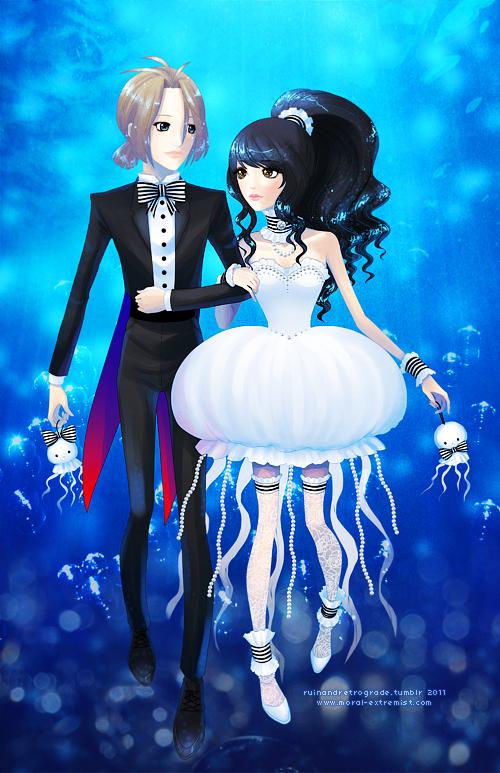 Kuranosuke And Tsukimi Fanfiction kuragehime by m...