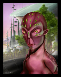 Alien Citizen snapshot