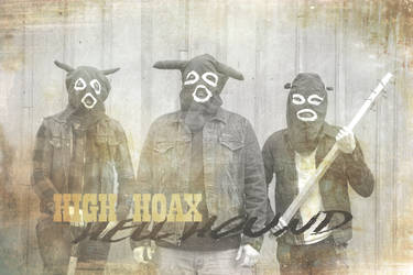 High Hoax - Hell Hound - Demo Release Promo