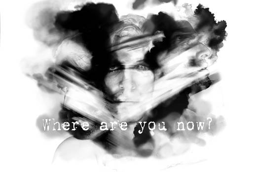 Where are you now? - promo artwork