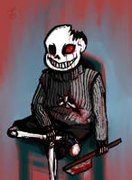 Horror Fini by rougedeath