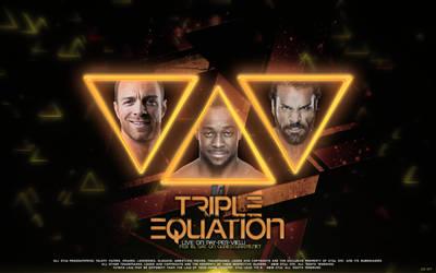 Poster - Triple Equation 2018