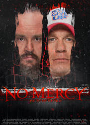 Poster - No Mercy 2018