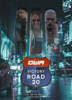 Poster - Victory Road 2020