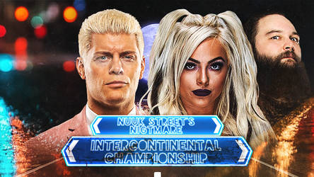 Victory Road - Intercontinental Championship