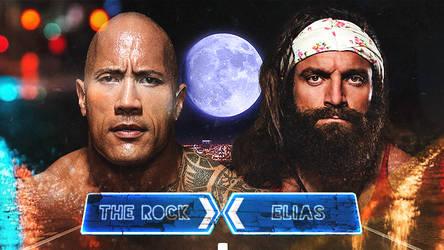 Victory Road - The Rock vs. Elias