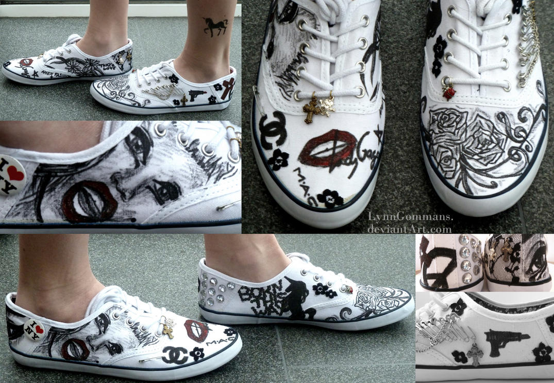 Shoessss by LynnGommans