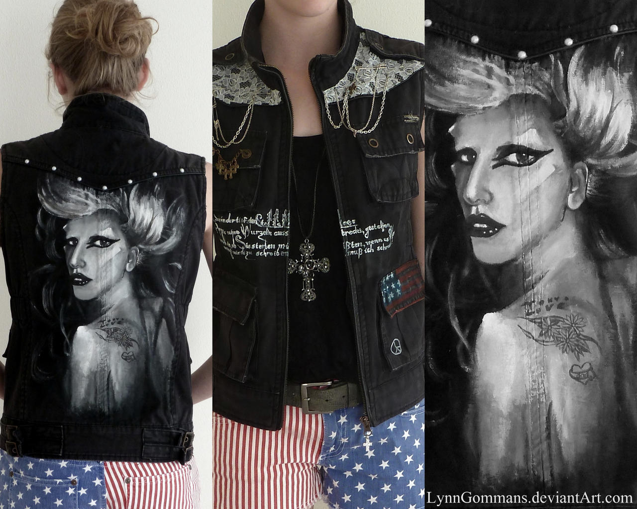 Born This Way jacket 2 by LynnGommans
