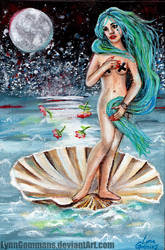 The Birth Of Gaga by LynnGommans