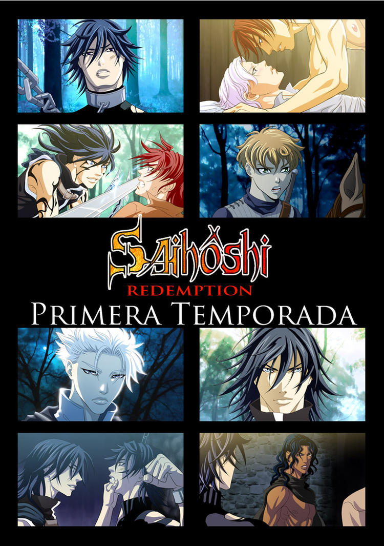 Redemption primera temporada by stkosen