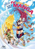 Salon del Manga de Sevilla by stkosen