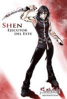 Shen, Ejecutor del Este by stkosen