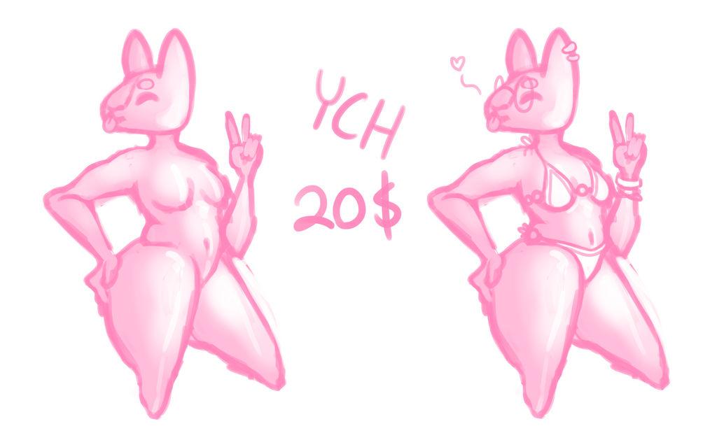 YCH - Summer cutie - OPEN