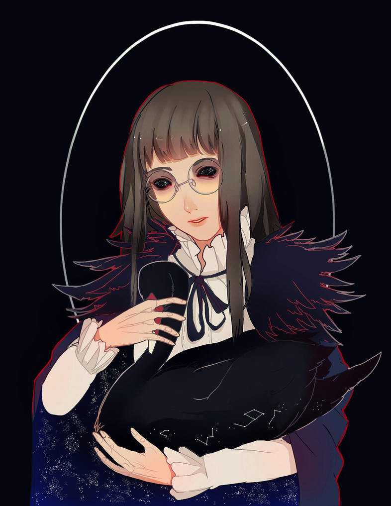 savnur and black by RabbitMandy