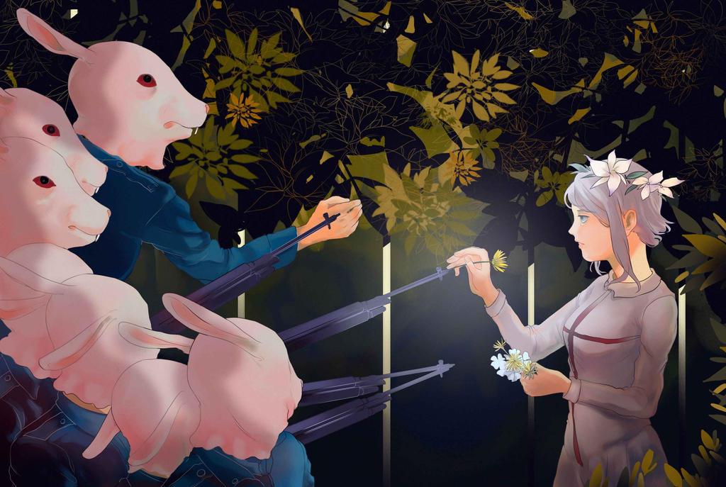 rabbitHEAD by RabbitMandy