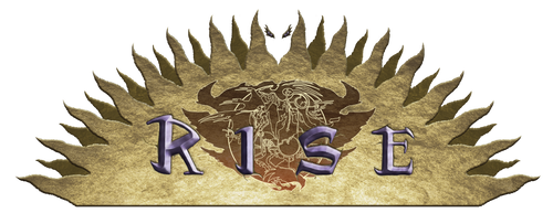 Rise Logo by 4madplayers
